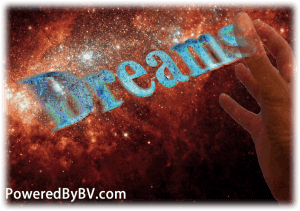 Reach For Your Dreams ... With No Action The Status Quo Will Remain