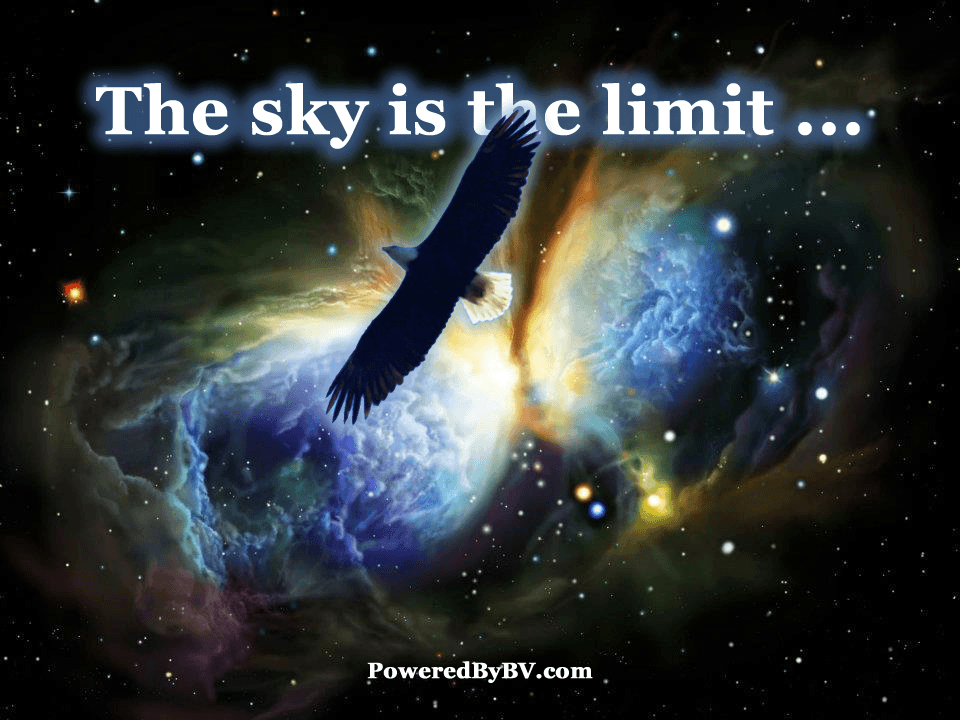 yahsuccess_the_sky_is_the_limit_inpiration