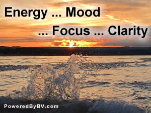 Energy ... Mood ... Focus ... Clarity Vemma and Bode