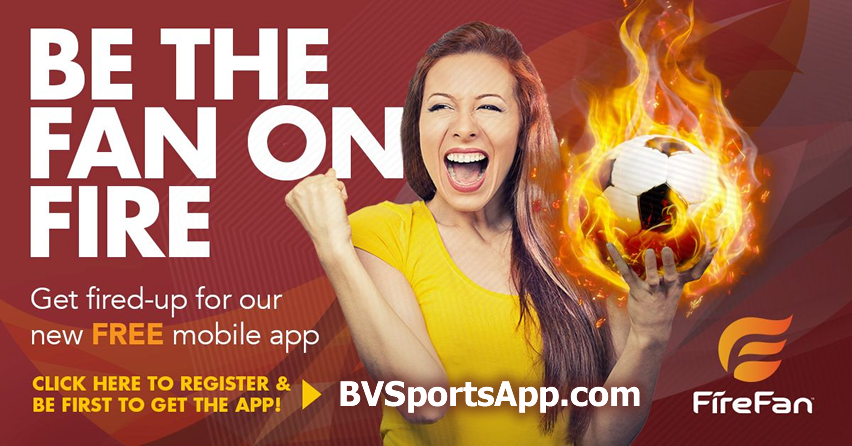 Be The Fan On Fire - Register
