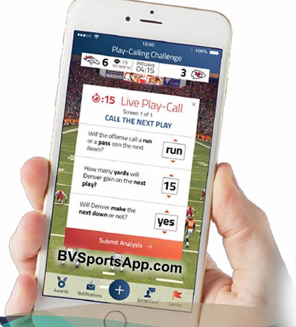 Live Interactive Sports App - FireFan