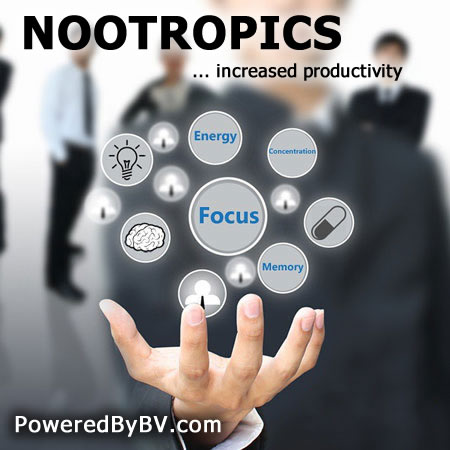 Nootropics For Productivity ... Bode Happy