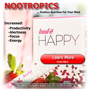 Bode Happy Nootropic
