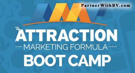 Attraction Marketing Home Business Bootcamp