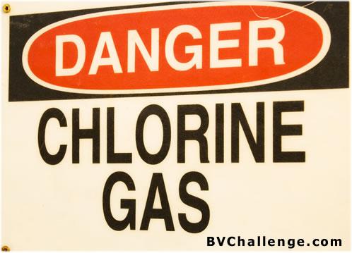 Melaleuca Chlorine Danger
