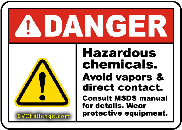 Chlorine Danger Melaleuca